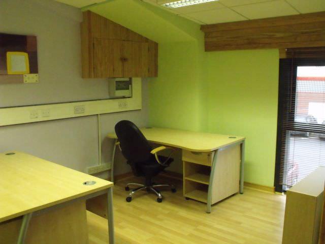 Hot Desk 1 Dungannon Enterprise Centre
